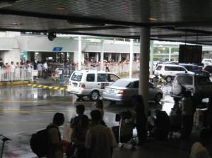 MANILA Airort