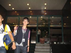 Millenium Plaza hotel Makati