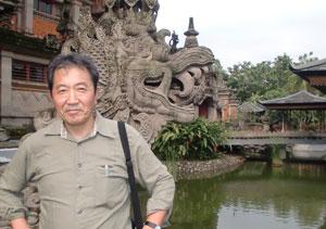 Sato in Jakarta