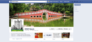 MPSP Facebook launched in July 2011